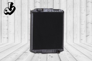 RADIATOR ASSY.  Size: 28.3 x 25.3 (4ROW)  OEM: HINO  Loads Code = 3304-151  VEHICLE: FM2P TRUCK
